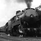 Historic 3801 Train by Michael John