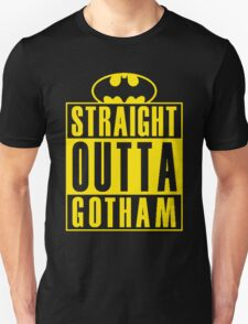 Outta Batman Gotham T-Shirt