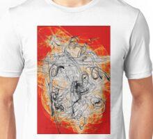 blew my mind Unisex T-Shirt