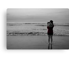 The ever constant photographer Canvas Print