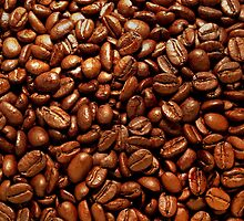 Coffee Beans by axemangraphics