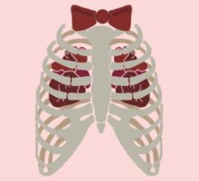 Time Lord have Two Hearts Kids Clothes