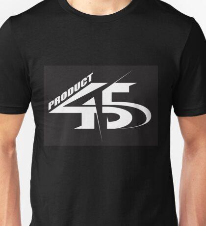 PRODUCT 45 book jacket Australian Punk / Post Punk Record covers BLACK Unisex T-Shirt