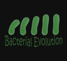 Bacterial Evolution Kids Clothes