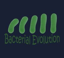 Bacterial Evolution Kids Tee