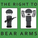 The Right to Bear Arms by Dangersaur