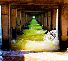 Under the Boardwalk by kraMPhotografie