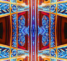 Door Kaleidoscope by Roni-nica