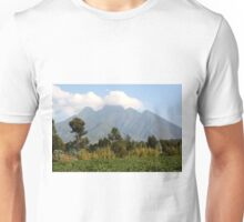 Mount Sabinyo, Kinigi, Volcanoes National Park Rwanda  Unisex T-Shirt