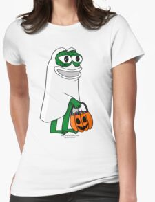 Pepe Shirt-Halloween Limited Edition Womens Fitted T-Shirt