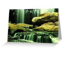 Tranquil Local Waters Greeting Card