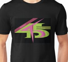 PRODUCT 45 book jacket Australian Punk / Post Punk Record covers COL Unisex T-Shirt