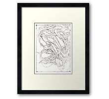cudabeen a dragon Framed Print