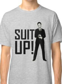 Barney Suit Up Classic T-Shirt