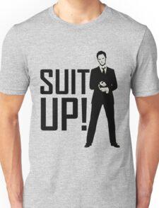 Barney Suit Up Unisex T-Shirt