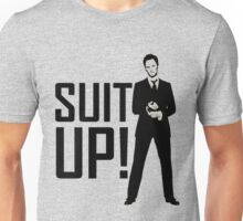 Barney Suit Up Unisex T-Shirt