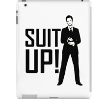 Barney Suit Up iPad Case/Skin