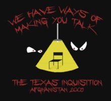 Texas Army Mobile Interrogation Team by Fred Seghetti