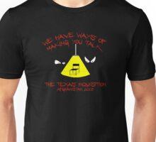 Texas Army Mobile Interrogation Team Unisex T-Shirt
