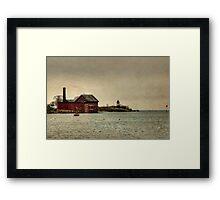 Gloucester Manufactory Framed Print