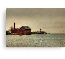 Gloucester Manufactory Canvas Print