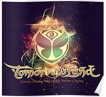Tomorrowland Mystery Logo Poster