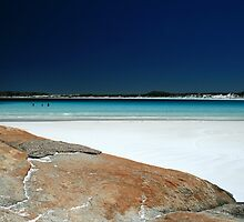 Whartons Beach by Susan Segal