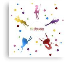 Madoka Magica - Star of Magic Canvas Print