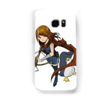 Penguin Girl Samsung Galaxy Case/Skin