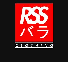 RSS バラ CLOTHING (WHITE TEXT) Unisex T-Shirt