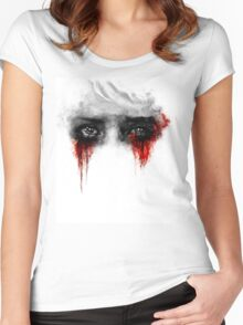 Quiet Women's Fitted Scoop T-Shirt