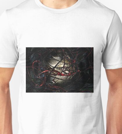 """""""that glimmer of light from within"""" Unisex T-Shirt"""