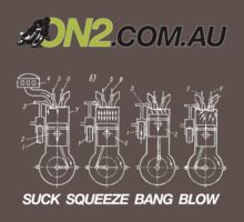 On2 - Suck Squeeze Bang Blow by On2comau