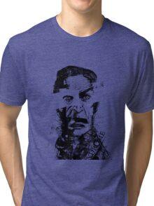 Burning Man Tri-blend T-Shirt