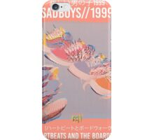 Heartbeats and The Boardwalk iPhone Case/Skin