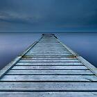 Calm Waters by Kim Hansen
