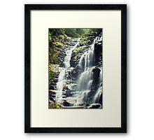 ~ the stillness of nature ~ Framed Print