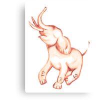 Elephant Dreams Canvas Print