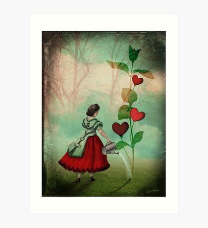 The Seeds of Love Art Print