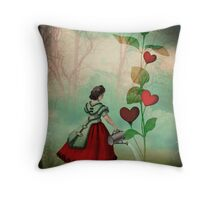 The Seeds of Love Throw Pillow