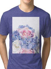 Erin's Bouquet Tri-blend T-Shirt