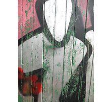 i- Graffiti Photographic Print