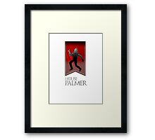 House Palmer Framed Print