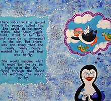 Flics Wish - Pages 1-2 by Corrina Holyoake