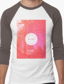 a95 suburb Men's Baseball ¾ T-Shirt