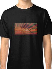 Sunset Tee Classic T-Shirt