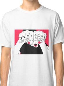 Riot Girl Classic T-Shirt