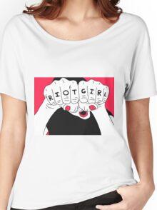 Riot Girl Women's Relaxed Fit T-Shirt