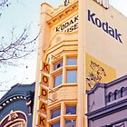 Kodak House Hobart—Kodachrome 64 by Brett Rogers