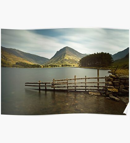 Buttermere & Fleetwith Pike Poster